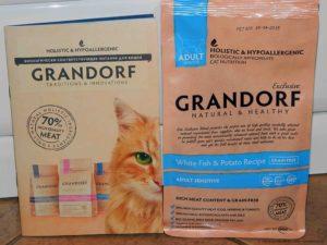 грандорф для кошек