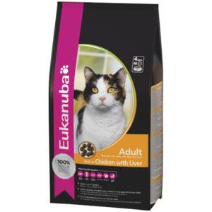 корм эукануба для кошек