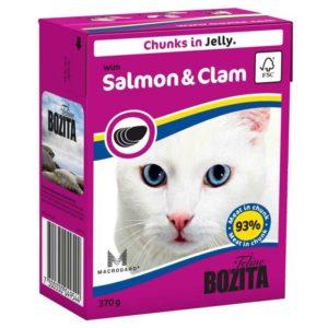 консервы для кошек бозита