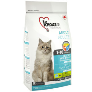 1 st choice сухой корм для кошек