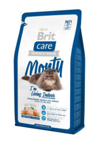 корм для кошек брит кеа гиппоаллергенный