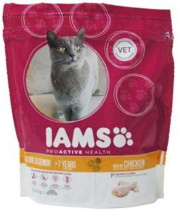 сухой корм для кошек iams