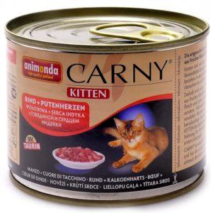 консервы анимонда carry kitten