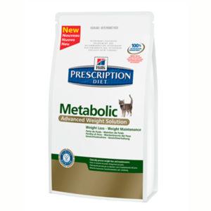 корм хиллс metabolic