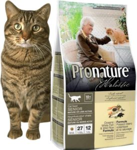 пронатюр корм для кошек