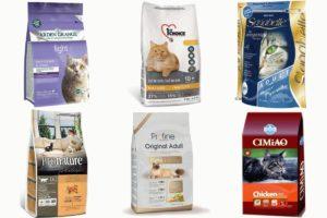 супер премиум корма для кошек