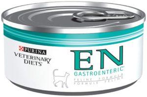 консервы для кошек при заболеваниях жкт