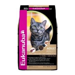 eukanuba корм для кошек супер премиум класса