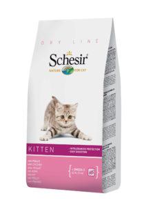 schesir kitten сухой корм для котят