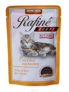 влажный корм анимонда для котят