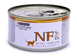 корм пурина nf для кошек консервы
