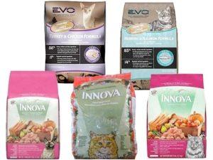 innova evo для кошек вкусы