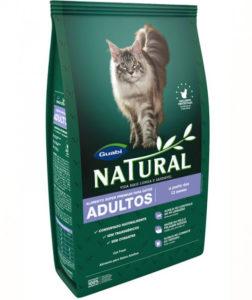 корм гуаби натурал для кошек