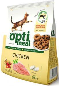 оптимил корм для кошек