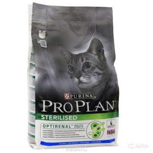 проплан для стерилизованных кошек