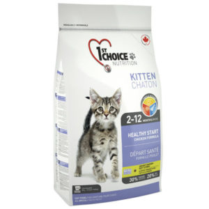 корм для котят 1st сhoice