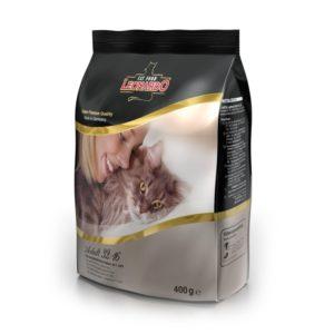 сухой корм для кошек леонардо с уткой