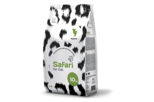 корм для кошек сафари