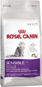 корм роял канин для кошек с проблемным пищеварением