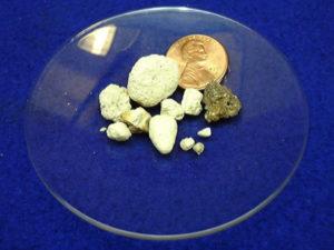 камни фосфаты