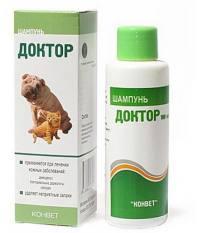 шампунь для кошек доктор