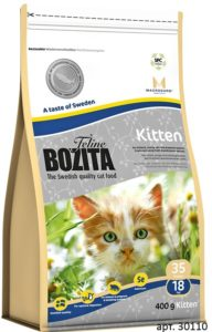 сухой корм бозита для беременных кошек