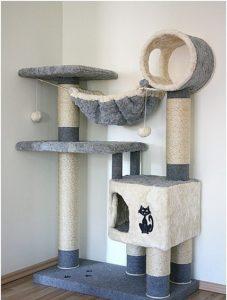 игровой домик для кошек