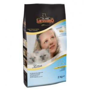 сухой корм леонардо для беременных кошек