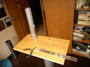изготовление домика когтеточки