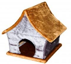 когтеточка в форме дома