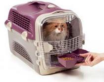 клетка переноска для кошек