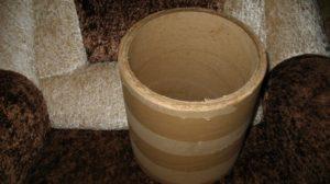 картонная труба для когтеточки