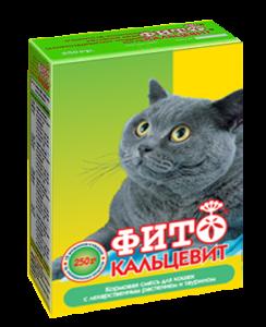 кальций для кошек