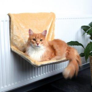 подвесная лежанка для кошек