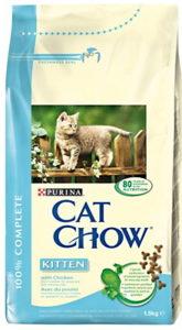 сухой корм кэт чау для беременных кошек