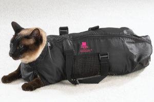 сумка фиксатор для кошек