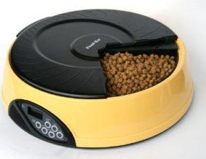 кормушка для кошки с дозатором